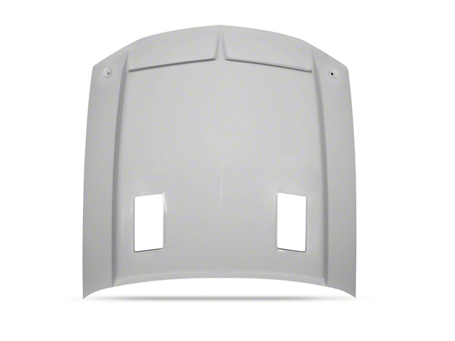 Cervini's Type IV Ram Air Hood - Unpainted (07-09 GT500)