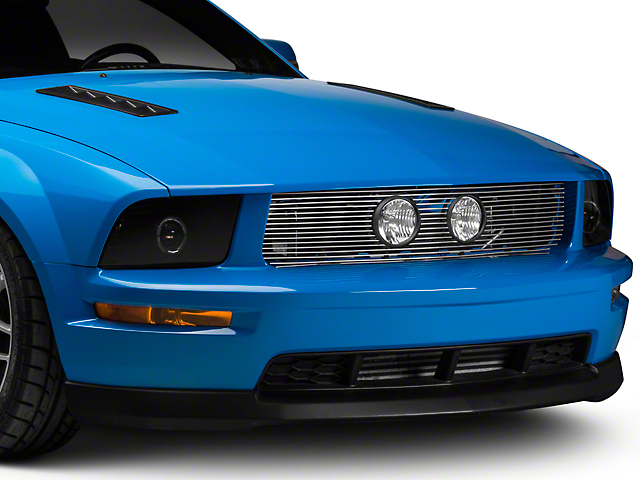 Cervini's Upper Billet Grille w/ Fog Lights (05-09 GT)