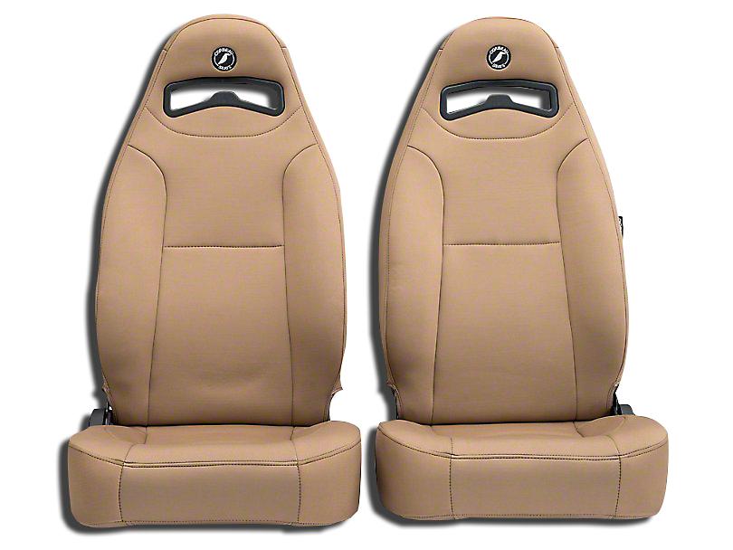Corbeau Moab Reclining Seat - Spice Neoprene - Pair (79-17 All)