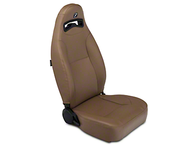 Corbeau Moab Reclining Seat - Tan Vinyl - Pair (79-18 All)