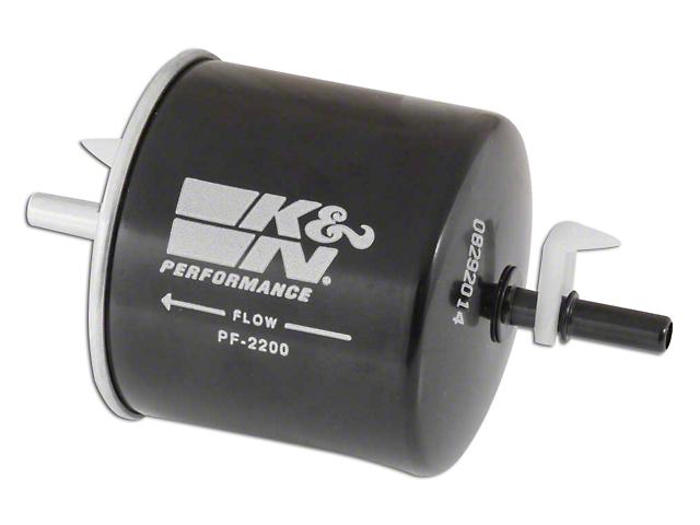 K&N Fuel Filter (84-93 5.0L; 94-97 All)