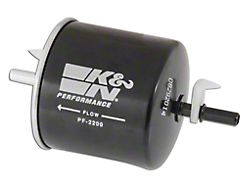 K&N Fuel Filter (84-93 5.0L; 94-97 All)