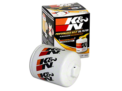 K&N Performance Gold Oil Filter (15-18 EcoBoost)