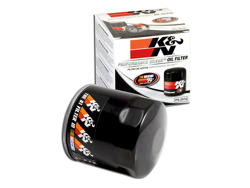 K&N Pro Series Oil Filter (96-04 V8; 05-10 All; 11-14 GT500)