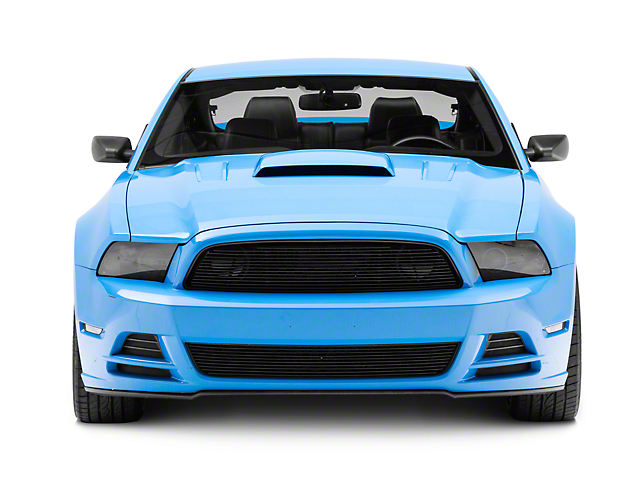 Cervini's Billet Grille; Black (13-14 GT, V6)