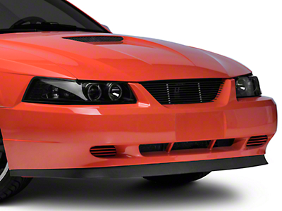 Cervini's Upper Billet Grille - Brushed (99-04 All)