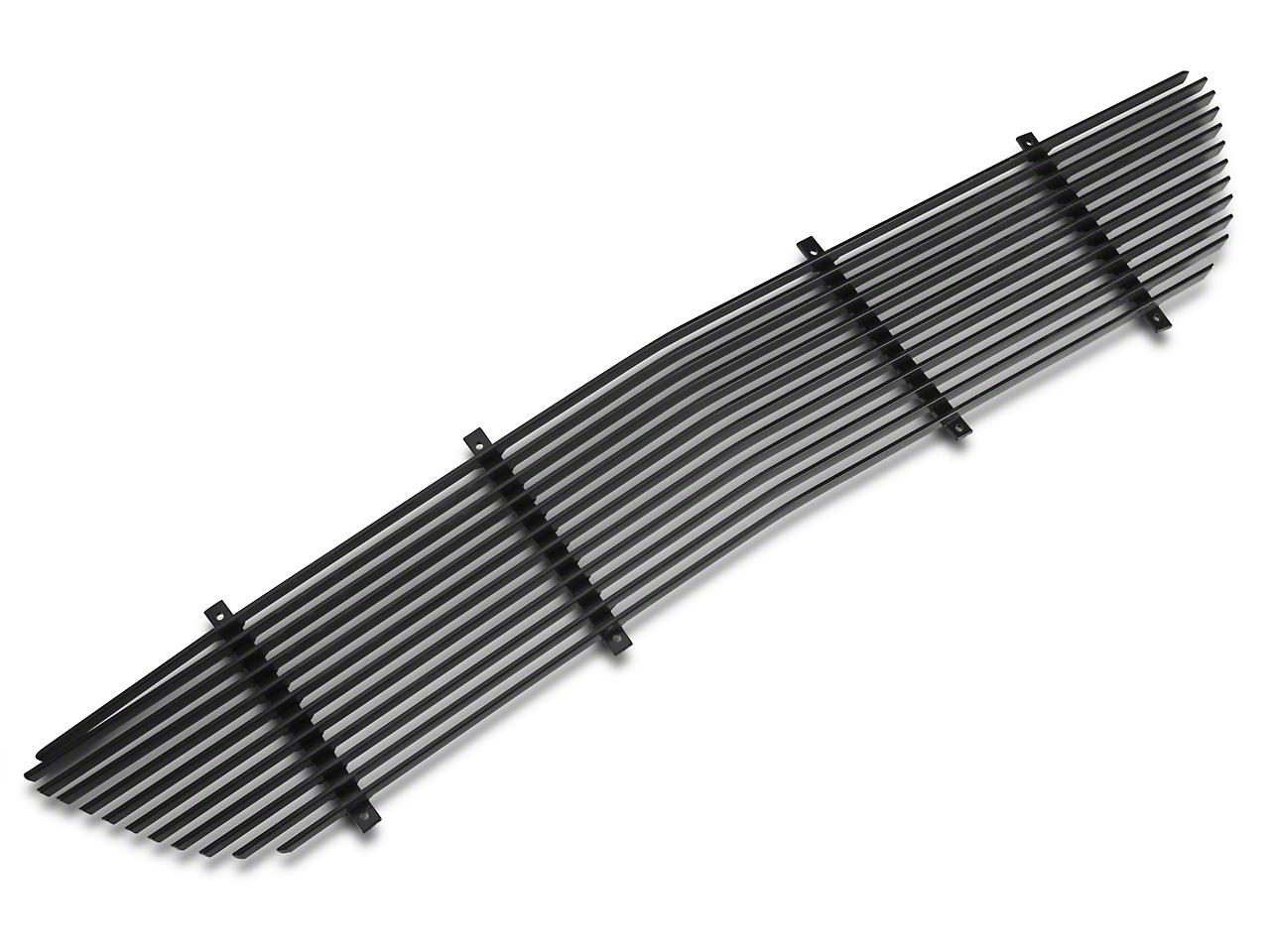 Cervini's Black Stalker Lower Billet Grille (10-12 GT, V6)
