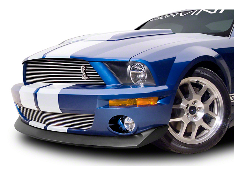 Cervini's Billet Grille - Brushed (07-09 GT500)