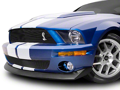 Cervini's Billet Grille - Black (07-09 GT500)