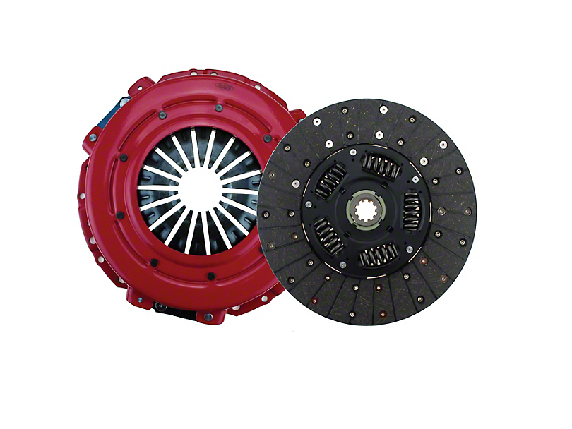 RAM Premium OEM Replacement Clutch Kit - 10 Spline (99-04 GT)