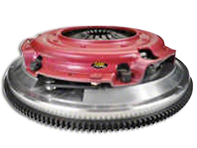 RAM Street Dual Disc Force 9.5 900S Clutch w/ 8 Bolt Aluminum Flywheel - 23 Spline (11-17 GT; 12-13 BOSS 302)