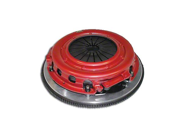 RAM Street Dual Disc Rtrack 900S Clutch w/ 8 Bolt Aluminum Flywheel - 23 Spline (11-17 GT; 12-13 BOSS 302)