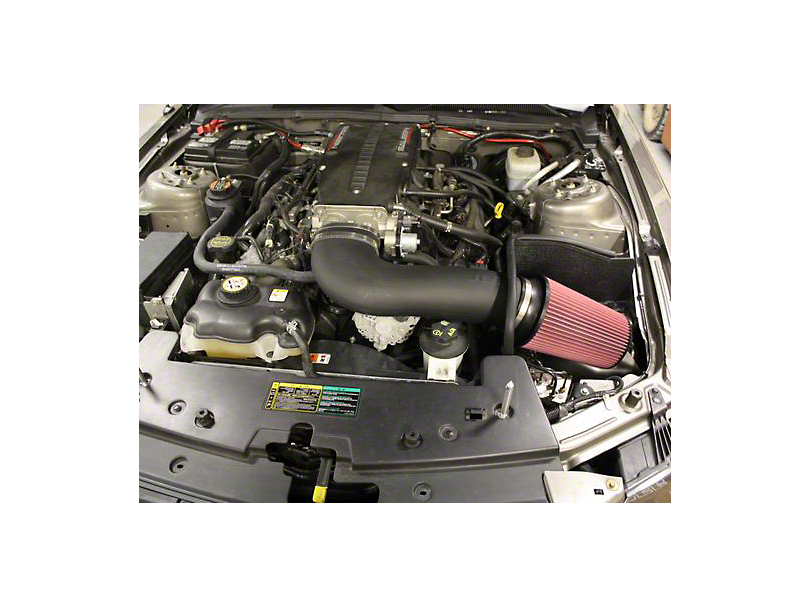 JLT Performance Series 3 Cold Air Intake - Hydro Carbon (05-09 GT)