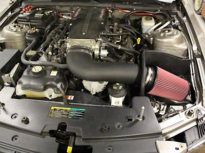 JLT Performance Series 3 Cold Air Intake - HydroCarbon (05-09 GT)