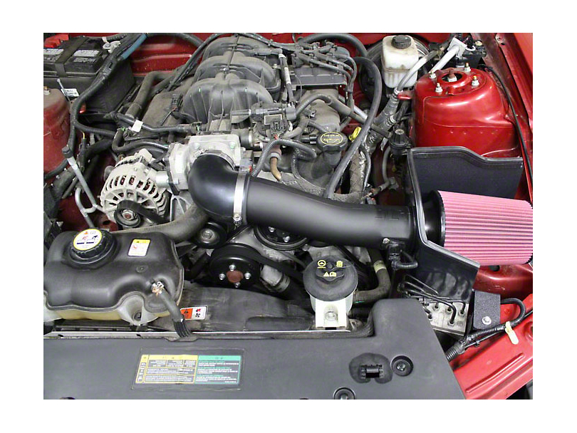 JLT Performance Series 2 Cold Air Intake - HydroCarbon (2010 V6)