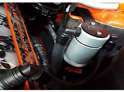 JLT V3.0 Satin Oil Separator - Driver Side (11-17 GT; 12-13 BOSS 302; 15-17 GT350)