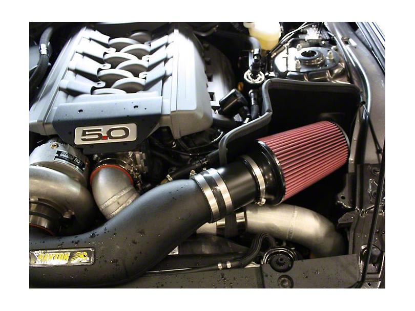 JLT Blow Through Air Box Intake (15-17 GT w/ Paxton or Vortech Supercharger)