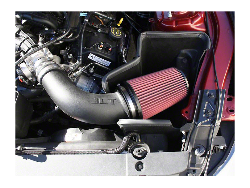 JLT Performance Cold Air Intake - HydroCarbon (15-17 V6)
