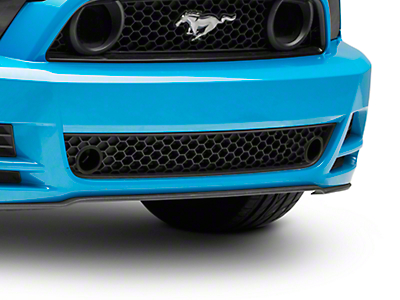 JLT Lower Grille Bezels - Black (13-14 GT, V6)