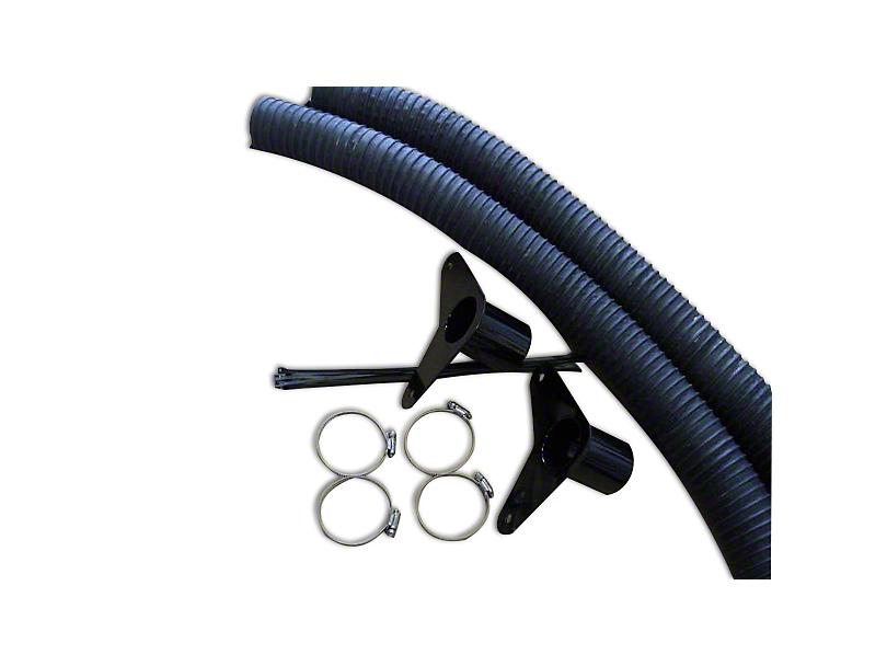 JLT Brake Cooling Kit (07-09 GT500)