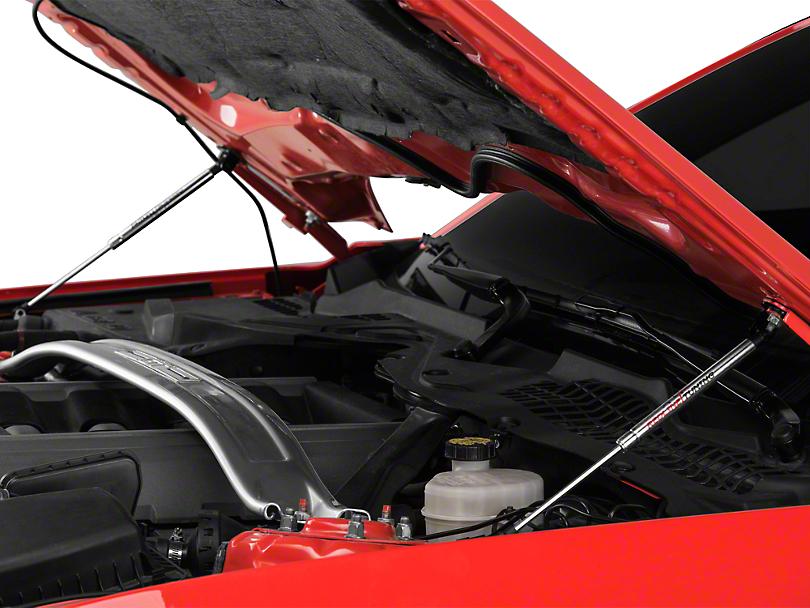 RedLine Tuning Hood QuickLIFT ELITE System for Non-US Spec Hoods (15-17 GT, EcoBoost, V6)