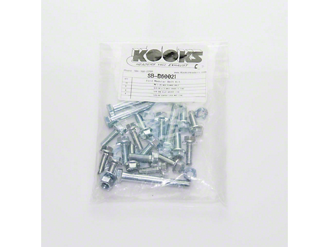 Kooks Exhaust Header Bolts (96-19 V8)
