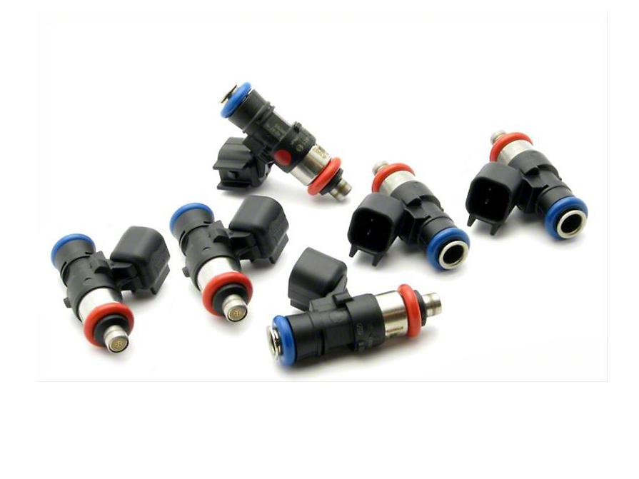 DeatschWerks Fuel Injectors - 42 lb. (11-17 V6)