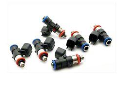 DeatschWerks Fuel Injectors; 42 lb. (11-17 V6)