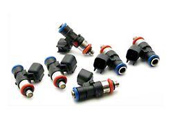 DeatschWerks Fuel Injectors; 50 lb. (11-17 V6)