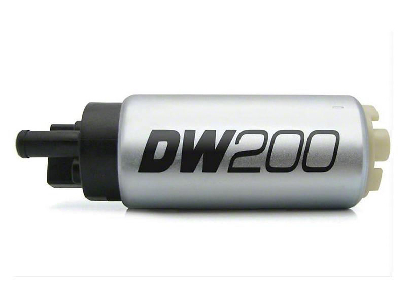 DeatschWerks 255 LPH In Tank Fuel Pump w/ Install Kit (85-95 5.0L)