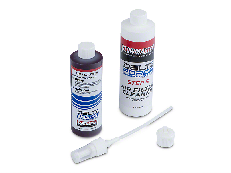 Flowmaster Air Filter Refresh Kit (79-19 All)