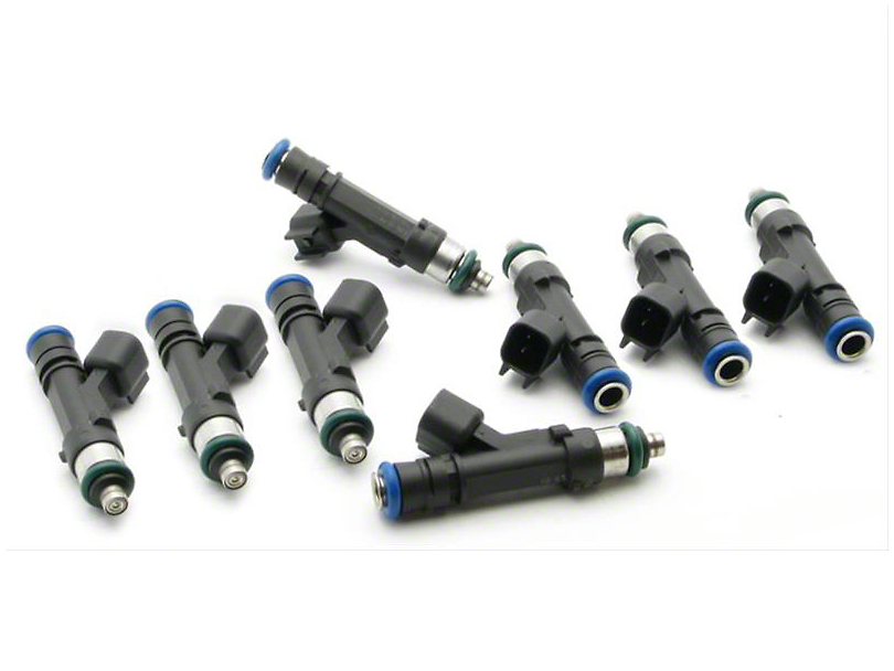 DeatschWerks Fuel Injectors - 50 lb. (03-04 Cobra; 05-17 GT)