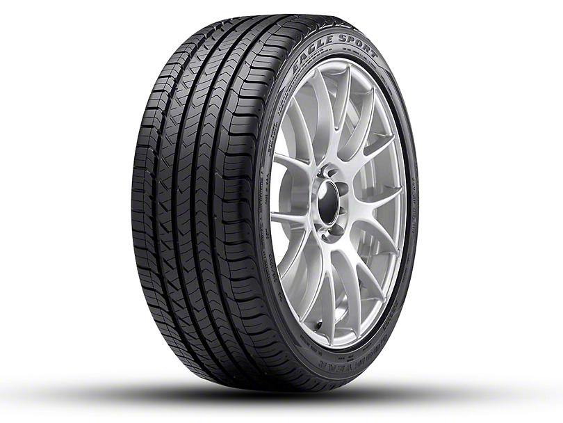 Goodyear Eagle Sport A/S ROF Tire (17 in., 18 in., 19 in., 20 in.)