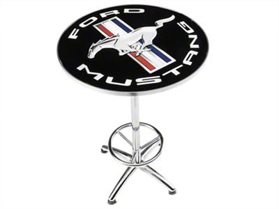 Ford Mustang Café Table