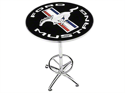 Ford Mustang Caf� Table
