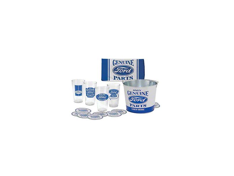 Ford Pint Glass Gift Set