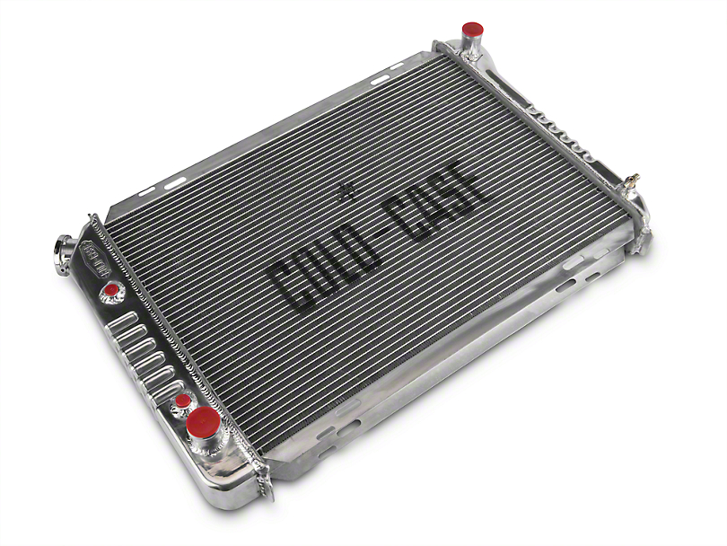 Cold Case Aluminum Performance Radiator (87-93 5.0L w/ Automatic Transmission)
