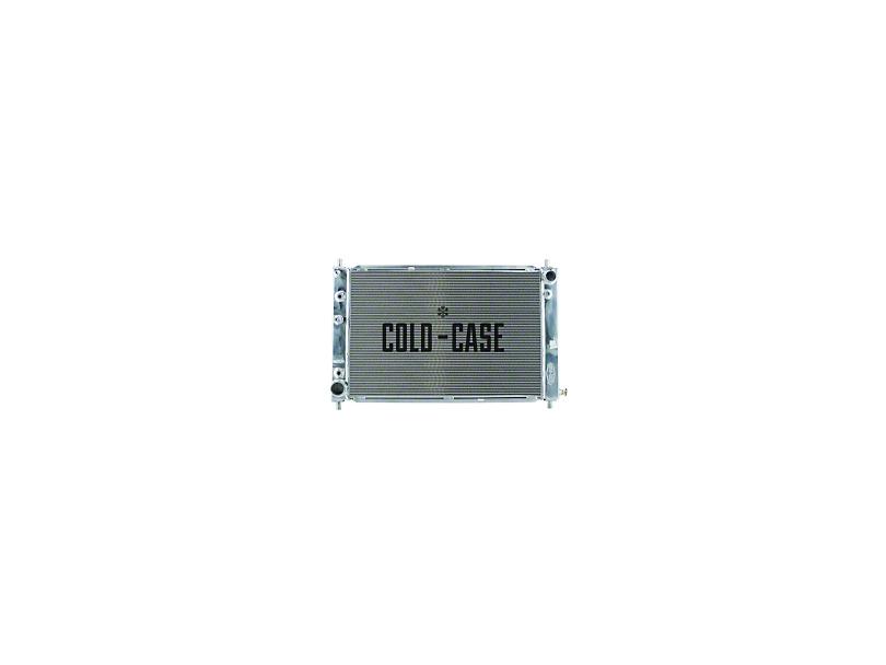 Cold Case Aluminum Performance Radiator (97-04 V8, Excluding 03-04 Cobra)