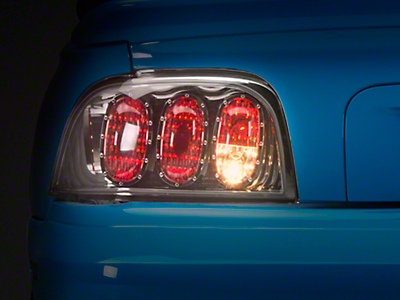 Alteon Crystal Clear Euro Tail Lights (96-98 All)