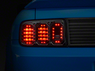 Axial Platinum Smoke LED Tail Lights (05-09 All)