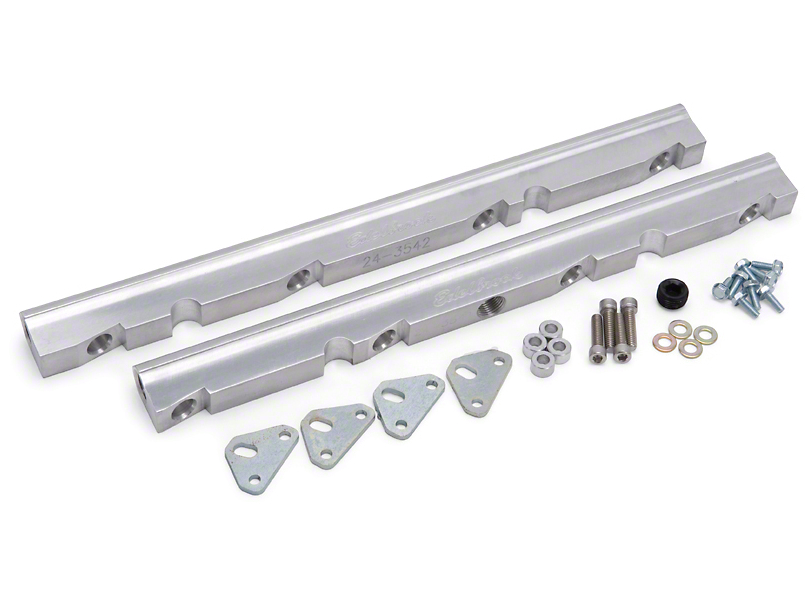 Edelbrock Fuel Rail Kit (86-95 5.0L)
