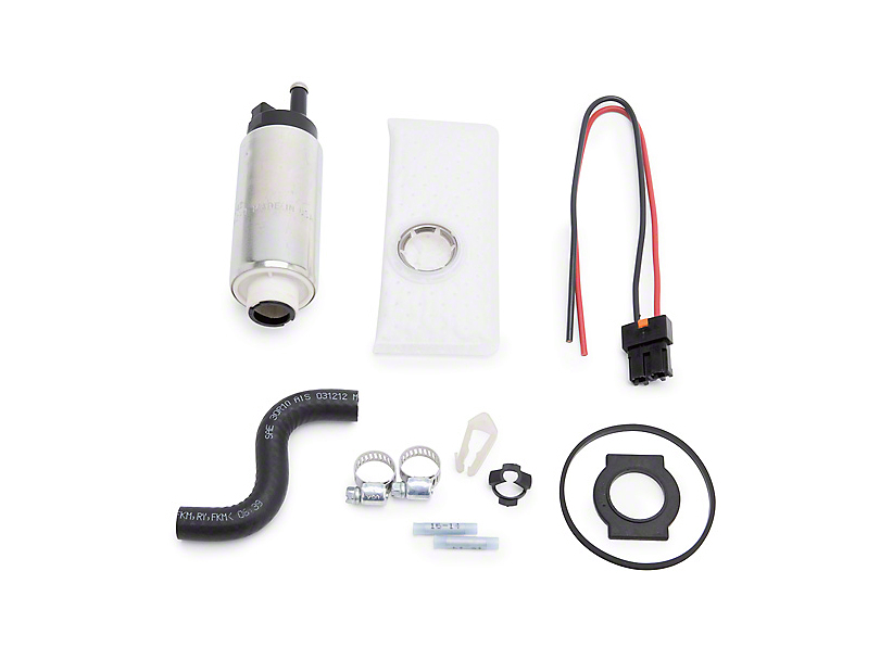 Edelbrock High Performance In-Tank Fuel Pump - 190LPH (85-97 All, Excluding 96-97 Cobra)
