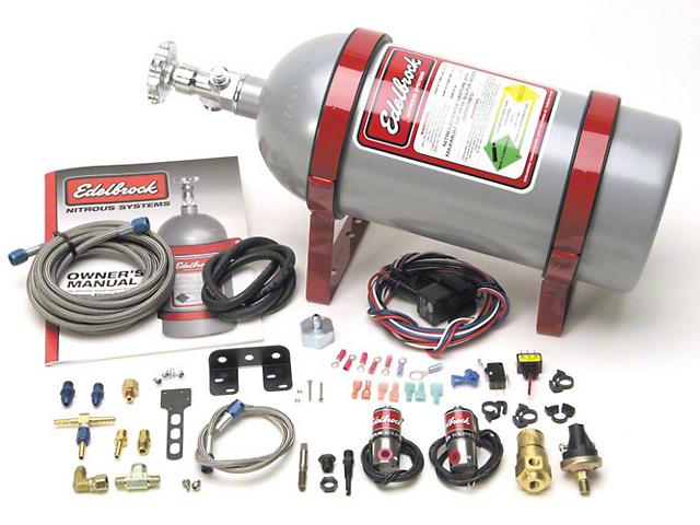 Edelbrock Performer EFI Dry Nitrous System (03-04 Cobra)