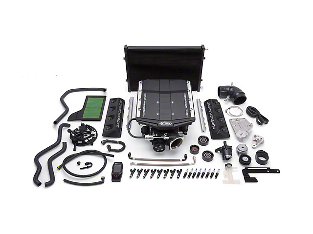 Edelbrock E-Force Stage 3 Professional Supercharger Kit w/ Tuner (15-17 GT)