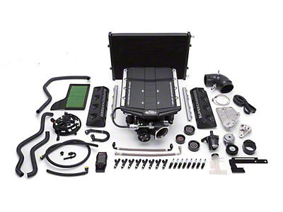 Edelbrock E-Force Stage 3 Professional Supercharger - Tuner Kit (15-17 GT)