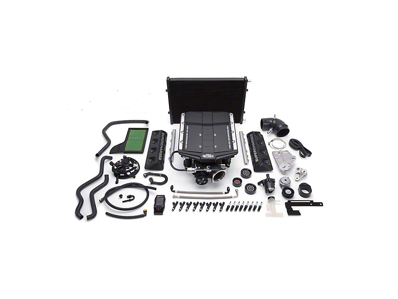 Edelbrock E-Force Stage 2 Track Supercharger Kit w/o Tuner (15-17 GT)