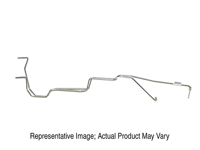 OPR Stainless Steel Transmission Lines (1980 V8 w/ Automatic Transmission)