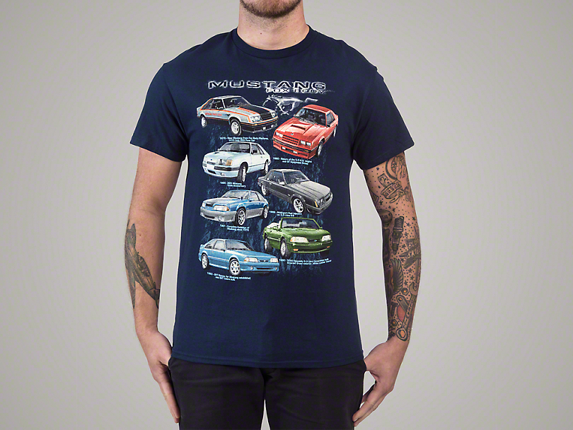Third Generation Mustang T-Shirt
