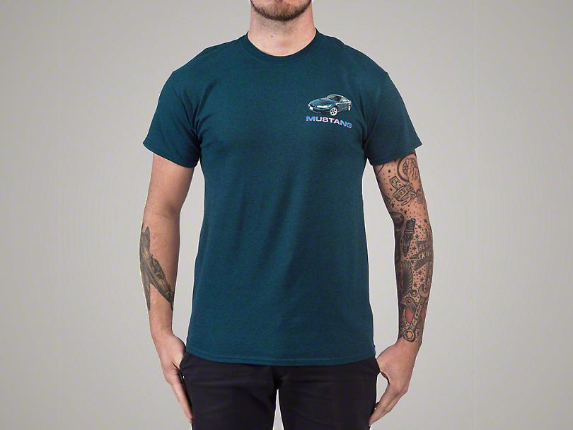 Mustang Drive-In T-Shirt