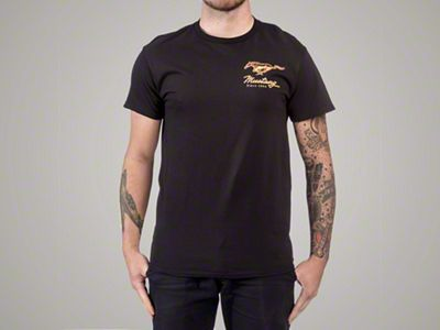 Mustang Gold T-Shirt - XL